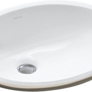 Caxton Under Mount Bathroom Sink