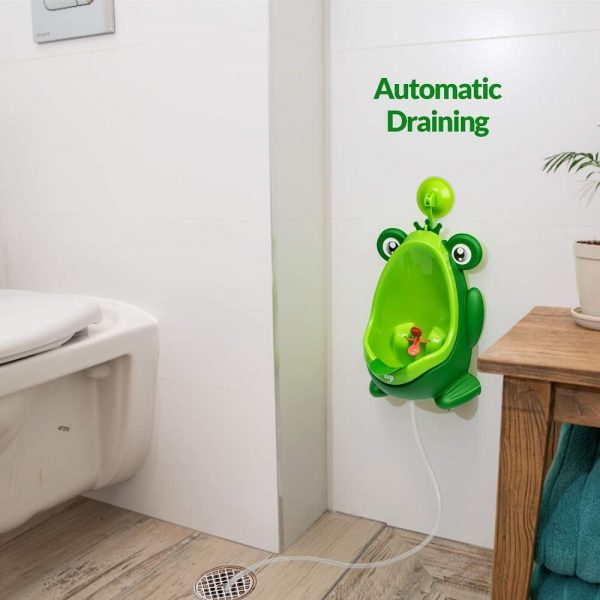 Frog Potty for Boys Toilet 3