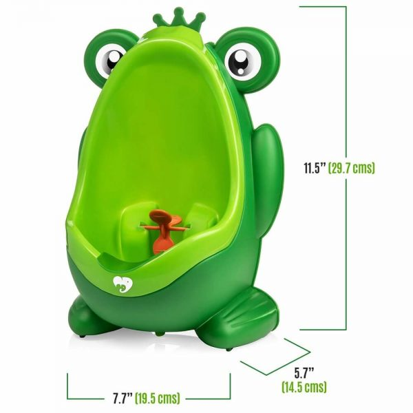 Frog Potty for Boys Toilet 4