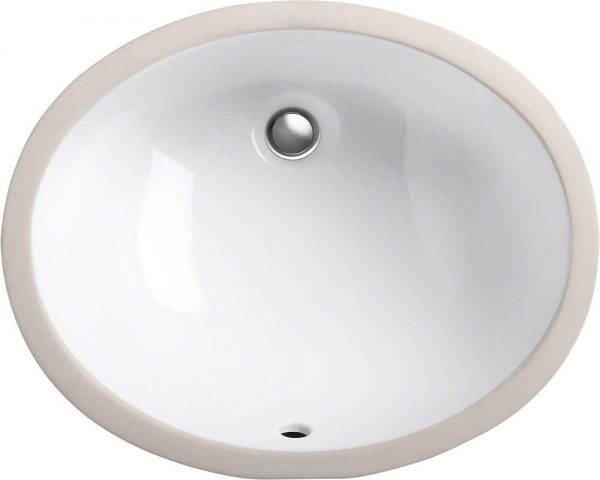 One-Handle Bathroom Sink 4