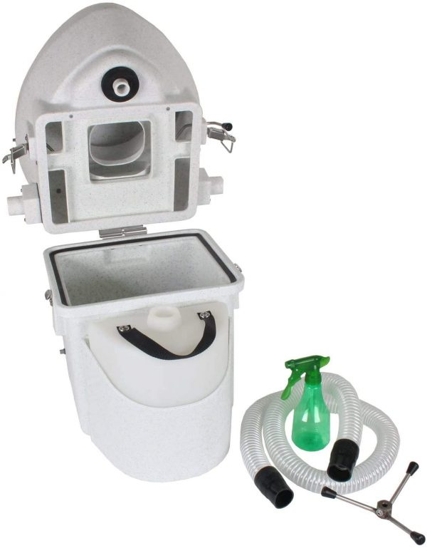 Self Contained Composting Toilet 1