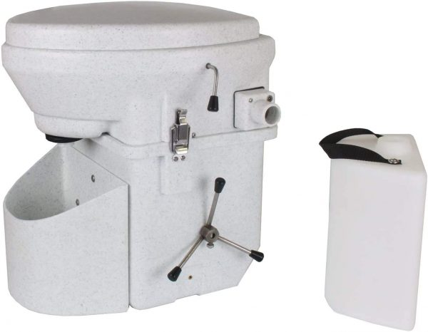 Self Contained Composting Toilet 2