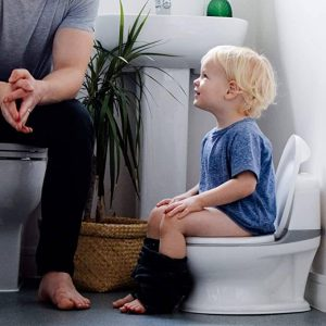 Training Toilet with Toddlers and Kids 1