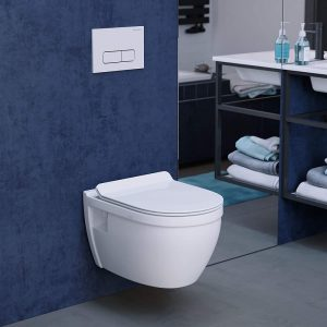 Swiss Madison Well Made Wall Hung Toilet