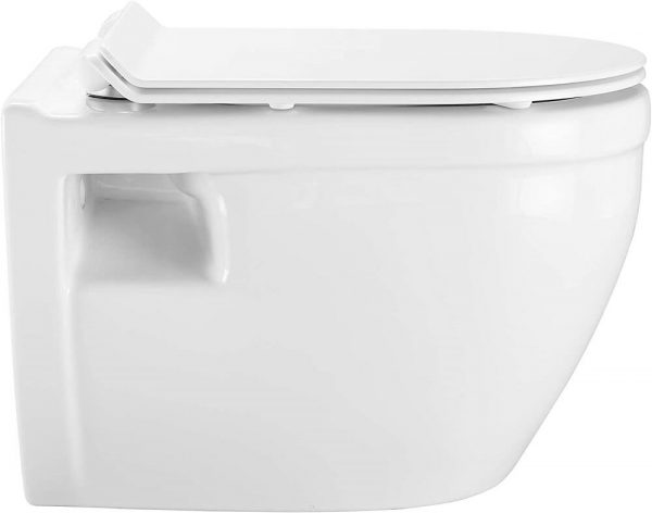 Swiss Madison Well Made Wall Hung Toilet 5