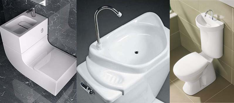 Get the most suitable toilet sink combo for your bathroom today!